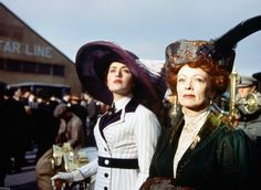 Photo titanic-kate winslet there & Frances Fisher (p8) format 20x27 cm  | eBay
