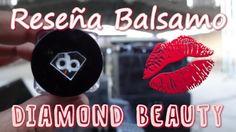 Reseña Balsamo Hidratante para Labios Diamond Beauty + Prueba de Frio Ex...