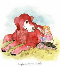 Clifford fan art :)