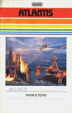 Atari - Atlantis
