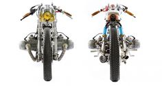 BMW R100 Turbo (from Porsche) by Kingston Customs > 125hp