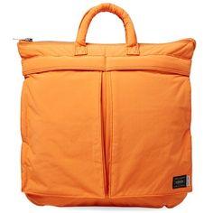 Kaptain Sunshine x Head Porter 2 Way Helmet Bag (Orange) ee495f476456e