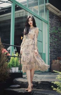 65 Super Ideas Moda Japonesa Juvenil Mujer in 2020 Elegant Dresses, Cute Dresses, Beautiful Dresses, Casual Dresses, Sexy Dresses, Summer Dresses, Formal Dresses, Wedding Dresses, Backless Dresses