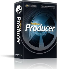 Photodex ProShow Producer