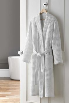d241a882d9 Messina Bathrobes by Kassatex from Kellsson Home Linens