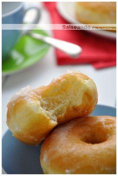 Salseando en la cocina: Classic Donuts. Bocaditos de cielo azucarados. Jo, estoy a dieta y me apetecen mucho!!!