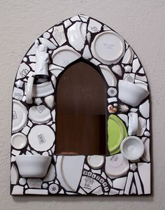 cup mirror