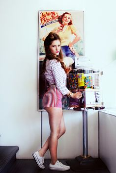 Pin-up on Behance