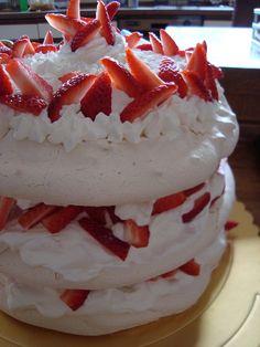 Meringue Stack Cake