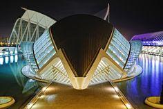 Ciutat de les Arts i les Ciències by Fotopedia Editorial Team