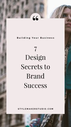 Secrets to Brand Success I want to talk about several design tweaks you can make to seriously uplevel your brand and your business. This post is for you.The Business The Business may refer to: Social Media Branding, Branding Your Business, Business Marketing, Creative Business, Online Marketing, Business Tips, Business Logos, Corporate Branding, Logo Branding