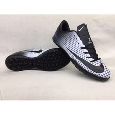 ae17481fcc51 Nike soccer cleats · Purchase Nike Mercurical Victory VI TF Black Gray  White 39-45 from Nike Mercurical Victory
