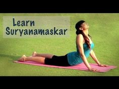 Surya Namaskar for Weight Loss - YouTube