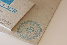 Miller Creative: Business Cards