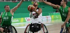 Canada beats Algeria for 11th in men's wheelchair basketball   Canadian…
