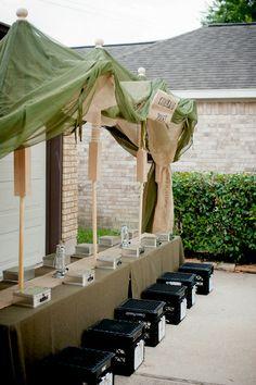 How great is this army birthday table #army #birthday #table  FREE INFO. MAKE MONEY ONLINE NOW!  http://bigideamastermind.com/newmarketingidea?id=moemoney24
