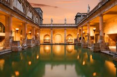 If you're after truly glorious, decedent, unique wedding venues in Bath then you can stop looking right now. We have for you the Roman Baths & Pump House. Small Wedding Receptions, Unique Wedding Venues, Unique Weddings, Wedding Tips, Amazing Weddings, Wedding Blog, Wedding Dress, Unique Buildings, Beautiful Buildings