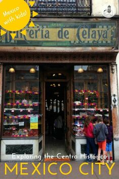 Mexico City with Kids: Exploring the Centro Histórico. El Centro Histórico is one of my favourite areas to explore in the capital with kids and always our first destination when we have guests in town. Having explored this area numerous times, I now have