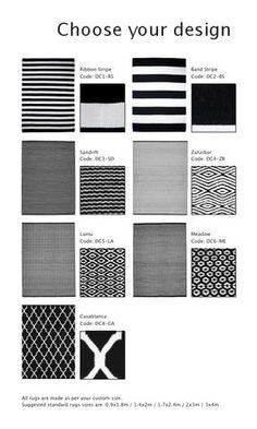 Australian rug designer Armadillo.