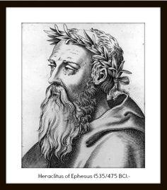"Heraclitus of Ephesus: ""The Doctrine of Flux and the Unity of Opposites"" via @aquileana"