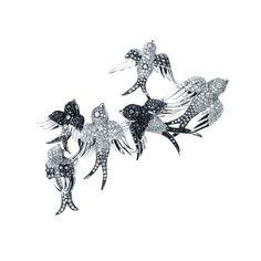 Bejeweled Birds