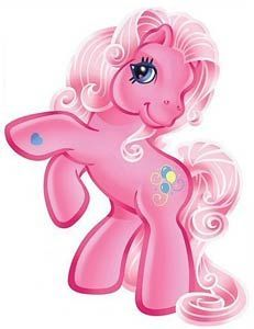 Pinkie Pie 90s version