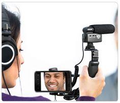 mobile phone external audio