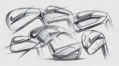 Nike Golf   Vapor Irons on Behance