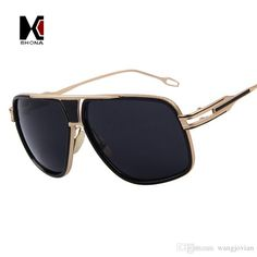 2016 Dita Grandmaster Style Vintage Men Sunglasses Newest Retro Big Frame Goggle Summer Style Brand…