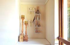 I Love Our Home Shelf - DIY