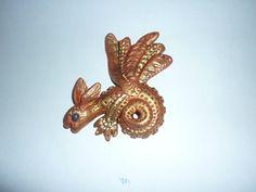 My gold dragon Kilgara, by Blanka Prskavcova,www.fimostudio.cz