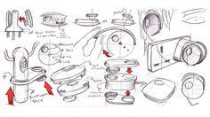 Headphone concepts