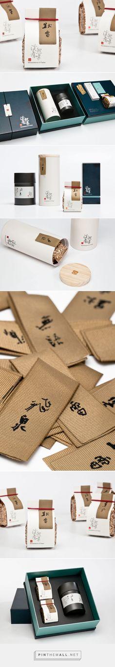 """花瓣网-Co 囍樹品牌形象、包裝、平面、網站設計顧問 bu Yu-Tzu Huang curated by Packaging Diva PD. Renaissance of Taste's tea-tasting philosophy as """"Gently, Quietly, Slowly and Heartily,"""" and transformed into a logo and packaging consisted of four tea bowls to Japanese Packaging, Cool Packaging, Paper Packaging, Coffee Packaging, Brand Packaging, Packaging Design, Branding Design, Label Design, Graphic Design"""