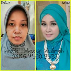 jasa makeup muslimah di bintaro jakarta selatan