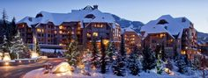 Four Seasons Whistler - One of the coolest spots to stay in Whistler.