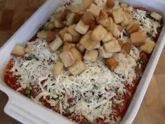The End of Chicken Parmesan As You Know It! A zillion of us already love this one, but let's share the love anyway! #FoodWishes