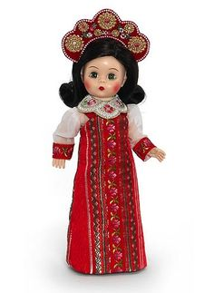 Fashion Doll: Madame Alexander 8 With Love From Russia *** You can find out more details at the link of the image.