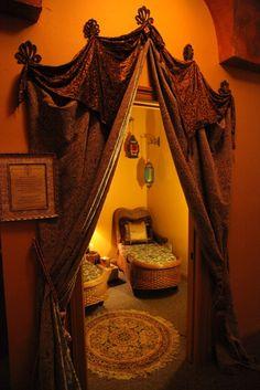 doorway curtain