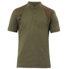 Alexander McQueen Harness Detail Polo Shirt