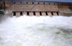 Karnataka starts to release Cauvery river to Tamil Nadu, After court directed Karnataka to release 10,000 cusecs of water daily to neighbouring state till Sunday.