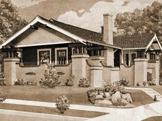 Do you have a sears home? Check out our feature on mail order catalog homes. Between 1908 and 1940, Sears Roebuck and Co. sold about 70,000 houses from its mail-order catalogs, with styles ranging from simple bungalows to the fabled Magnolia.