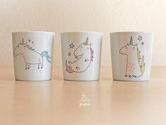 """cup """"Unicorn"""""""