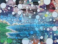 "Saatchi Art Artist Guido Pierandrei; Painting, ""'Esthétique dimensionelle', serie Governmentoflove"" #art"