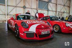 Christmas with Porsche Club GB: Photo Gallery - Heritage Magazine - English Porsche 991 Gt3, Porsche Club, Seasonal Celebration, Coca Cola, Photo Galleries, Magazine, Cars, Gallery, Blog