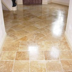 Cleaning Prevention is Key! is listed (or ranked) 1 on the list The Best Ways to Clean Tile Floors B