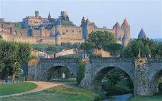 Cité de Carcassonne, France 04