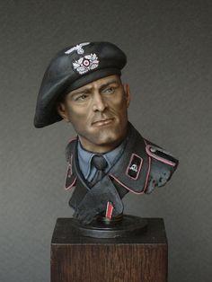 Wehrmacht tank commander