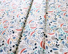 Cloud9 Fabrics Wildwood 124200 Forest Floor in Ivory