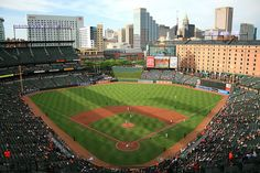 BASEBALL~Camden Yards