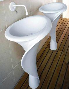 25 Creative Sinks Made To Impress